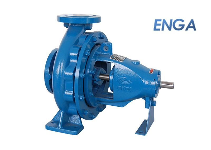 Centrifugal End Suction Pumps (Three Phase Squirrel Cage Induction Motor)