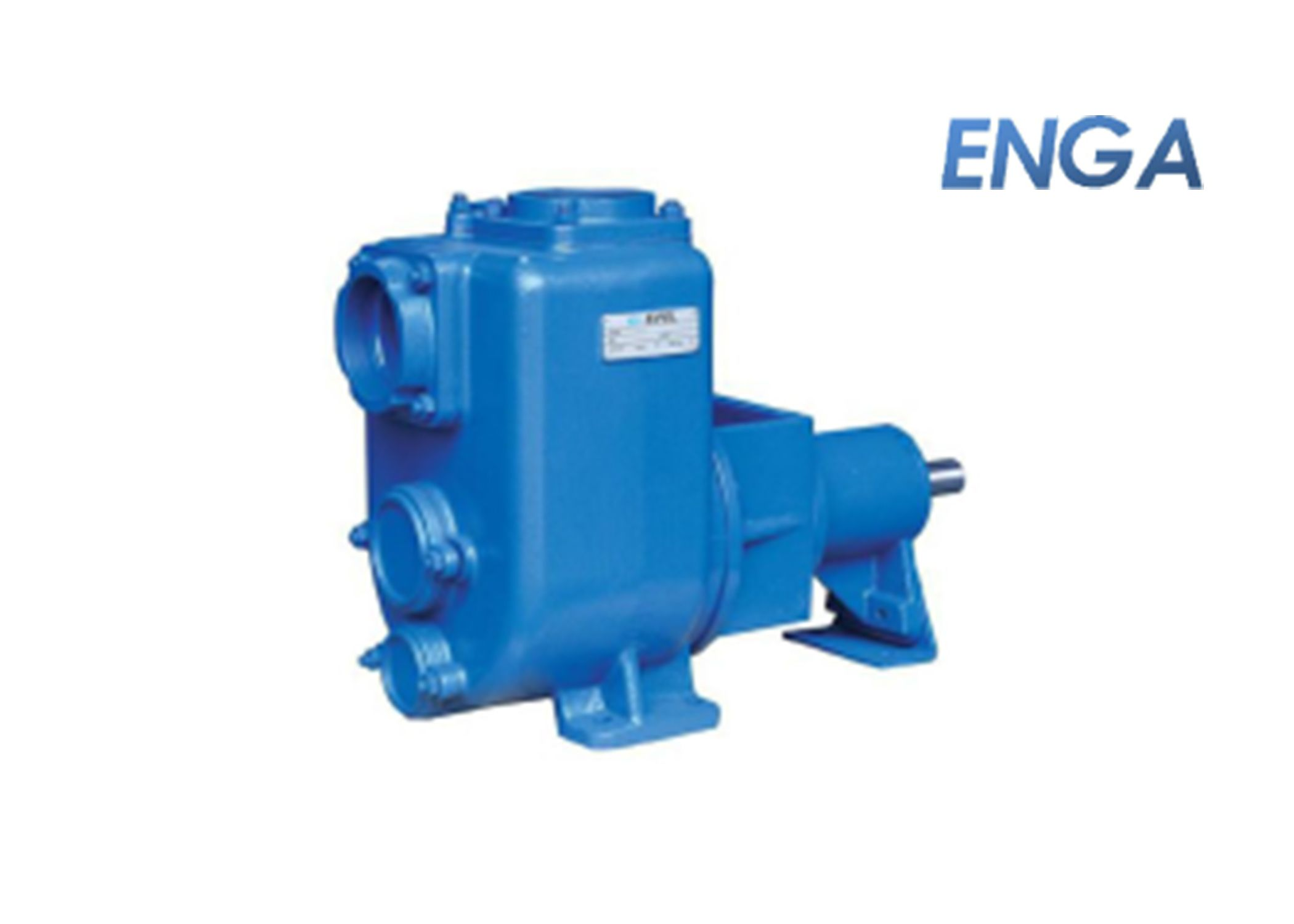 EJ-Series Self-priming Sewage Pump (Three Phase Squirrel Cage Induction Motor)